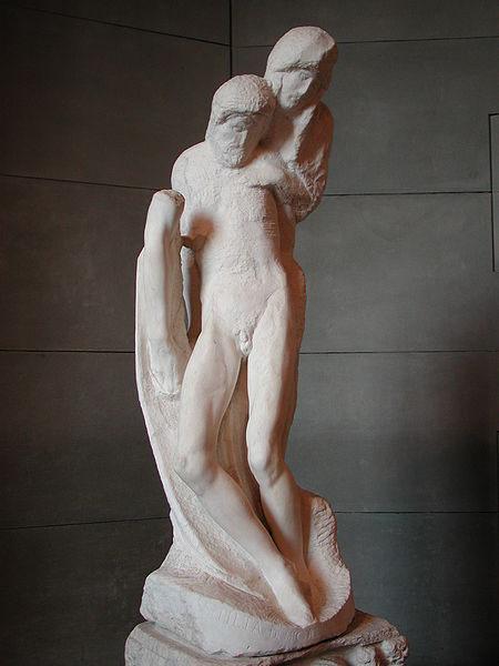 450px-Michelangelo_pietà_rondanini.jpg